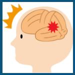 第14回脳科学豆知識「脳は傷ついても回復する?」のアイキャッチ画像